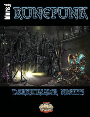Runepunk: DarkSummer Nights PDF
