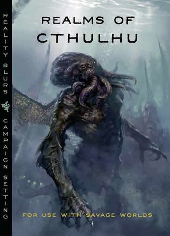 Realms of Cthulhu PDF (Savage Worlds)
