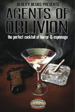 Agents of Oblivion (Savage Worlds)