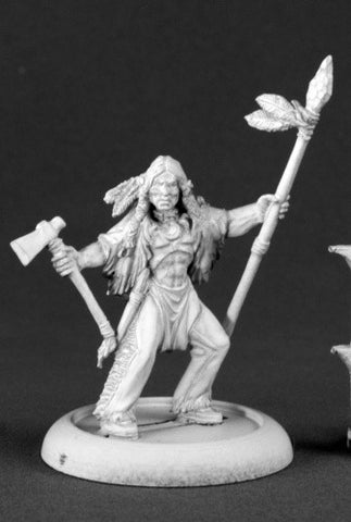 Savage Worlds: Raven