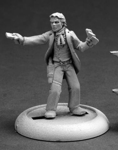 Savage Worlds: Huckster