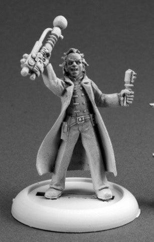 Savage Worlds: Mad Scientist (Male)