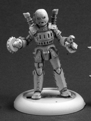 Savage Worlds: Automatons (2)