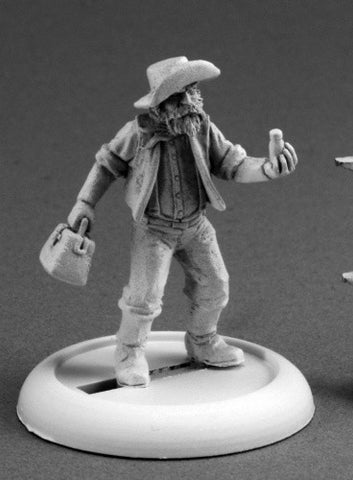 Savage Worlds: Coot Jenkins, Prospector