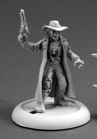 Savage Worlds: Undead Outlaw