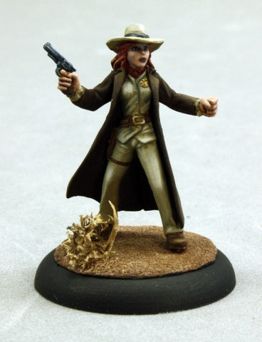 Savage Worlds: Texas Ranger (Female)