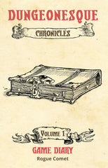 The Chronicles RPG Kit: Game Diary