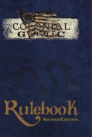 Colonial Gothic: Rulebook (Second Edition)