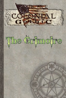 Colonial Gothic: The Grimoire PDF
