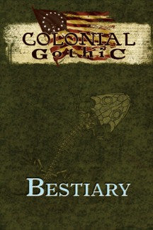 Colonial Gothic: Bestiary PDF