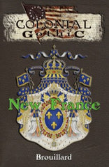 Colonial Gothic: New France (Book & PDF)