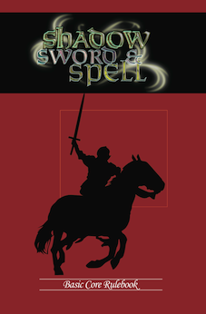 Shadow, Sword & Spell: Basic PDF