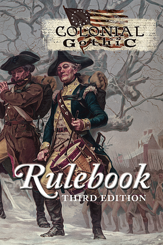 Colonial Gothic 3rd Edition PDF