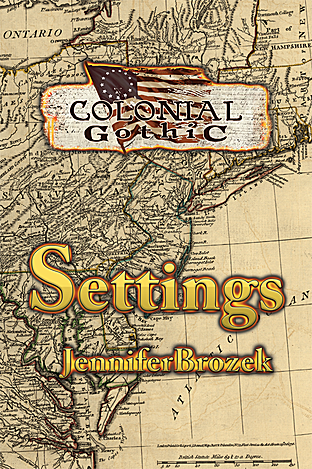 Colonial Gothic: Settings PDF