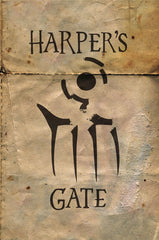 Harper's Gate Book + PDF