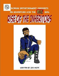 Infinite Power: Rise of the Inheritors PDF