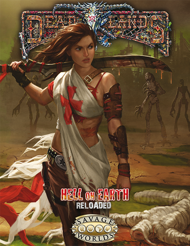 Hell on Earth Reloaded Bundle (Savage Worlds)