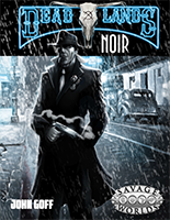 Deadlands Noir (Core Rules) (Savage Worlds)