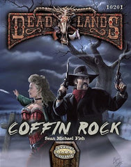 Deadlands Reloaded: Coffin Rock (Adventure)