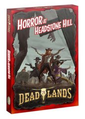 Deadlands: Horror at Headstone Hill Boxed Set SWADE