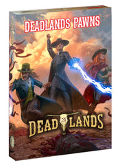 Deadlands: the Weird West Pawns Boxed Set SWADE