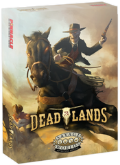 Deadlands: the Weird West Boxed Set SWADE
