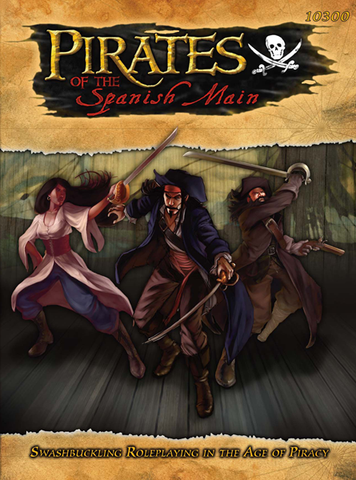 Pirates of the Spanish Main RPG (Savage Worlds)