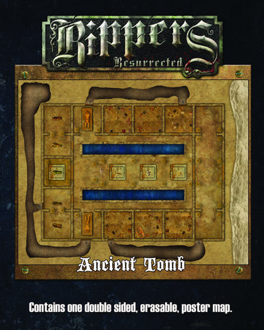 Rippers Resurrected: Urban Alleys/Ancient Tomb Maps