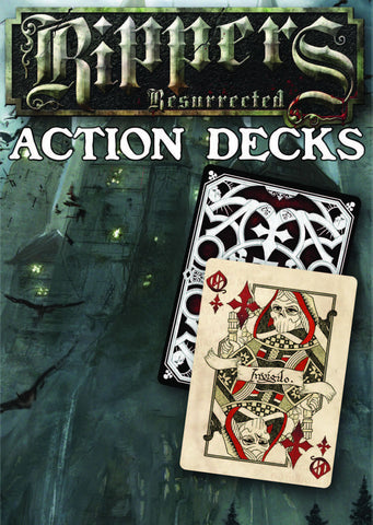 Rippers Resurrected Double Action Decks