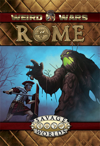 Weird Wars Rome (Softback Edition)