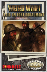 Weird War I: GM Screen with Raid on Fort Douaumont Adventure