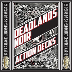 Deadlands Noir Action Card Decks (2)