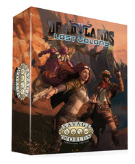 Deadlands: Lost Colony Boxed Set SWADE