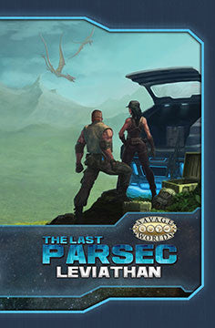 The Last Parsec: Leviathan Limited Edition (Savage Worlds)