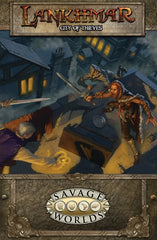 Lankhmar: City of Thieves (Softcover)