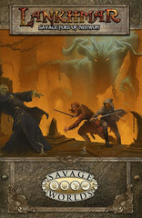Lankhmar: Savage Foes of Nehwon Limited Edition (Hardcover)