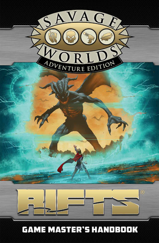 Rifts®: Game Master's Handbook Revised SWADE Edition
