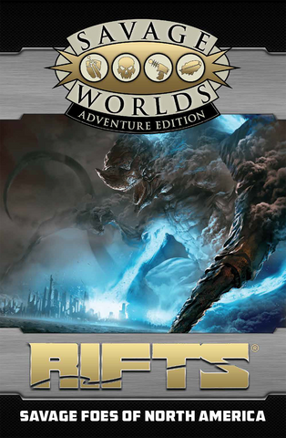 Rifts®: Savage Foes of North America Revised SWADE Edition