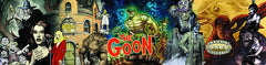 The Goon GM Screen with Adventure