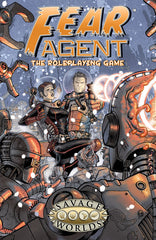 Fear Agent RPG (Softcover)