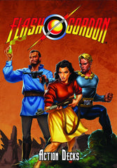 Flash Gordon™ Savage Worlds RPG Action Decks