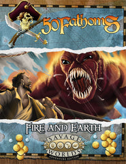 50 Fathoms: Fire and Earth