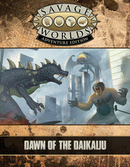 Grand Adventures: Dawn of the Daikaiju (SWADE)
