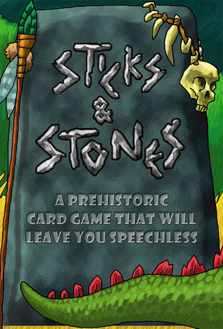 Sticks & Stones Card Game
