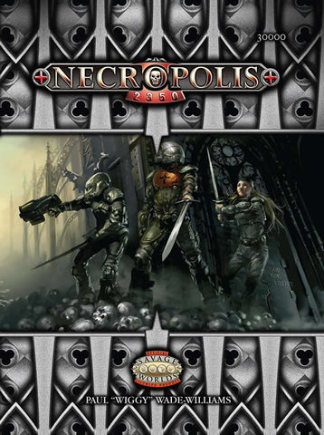 Necropolis 2350 -  Studio 2 Publishing