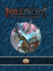 Hellfrost  Player's Guide (Savage Worlds)