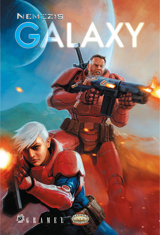 Nemezis: Galaxy (Savage Worlds)