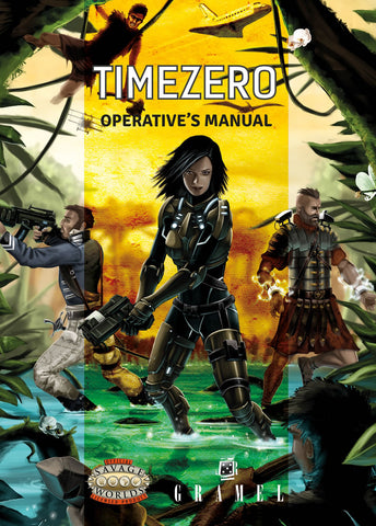TimeZero (Savage Worlds)