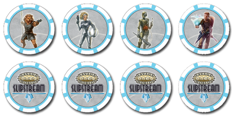 Slipstream Bennies (Savage Worlds)