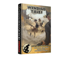 Wendigo Tales Volume One: Savage Stories of Horror and Adventure